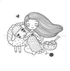Coloring Books, Coloring Pages, Gus G, A4 Paper, Girls Dream, Printable Coloring, High Quality Images, Fairy Tales, Snoopy