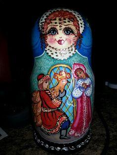 My Marushka doll