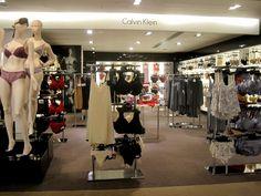 Lingerie Stores, Calvin Klein, Shopping