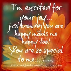 You Are Special To Me.. | Love Quotes And SayingsLove Quotes And ...