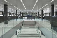 TransParancy 1-01 by EeStairs® - Glass Balustrades