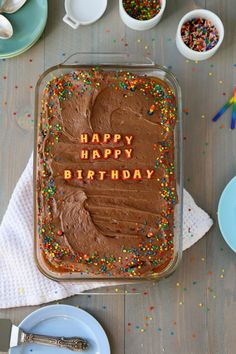 Everybody's Birthday Cake | http://joythebaker.com/2016/01/everybodys-birthday-cake/