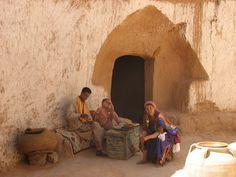 Matmata, Tunisia, 20 agosto 2009 Foto di Francesca Paris