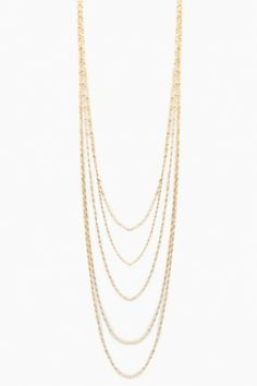 Golden Connection Necklace