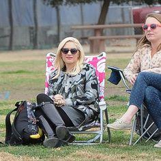 Moms You Meet at Soccer Games