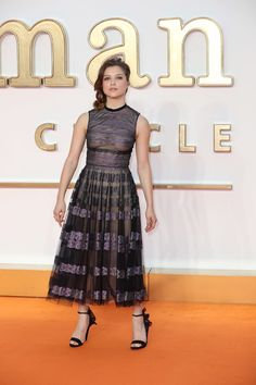Sophie Cookson Photos - Actress Sophie Cookson attends the 'Kingsman: The Golden Circle' World Premiere held at Odeon Leicester Square on September 18, 2017 in London, England. - 'Kingsman: The Golden Circle' World Premiere - Red Carpet Arrivals
