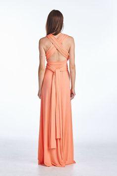 Down Under Multi Way Wrap Maxi Dress – The Laguna Room