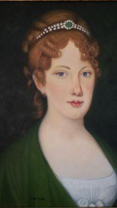 Leopoldina de Habsburgo Lorena, primeira Imperatriz do Brasil