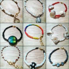 Boho bracelets by JUYUSA Crafts and Fashion