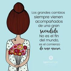 Los grandes cambios... Coach Quotes, Good Thoughts, Wisdom Quotes, Quotes To Live By, Positive Quotes, Favorite Quotes, Best Quotes, Meaningful Quotes, Inspirational Quotes
