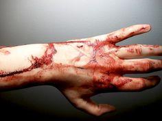 not my blood. never my problem.