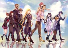 Noragami by Xin-yii on DeviantArt