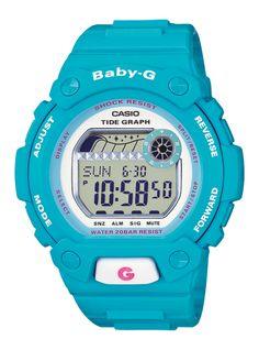 Baby-G watch, Casio