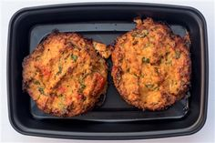 Crab Cakes- healthy, gluten free, clean eats, crossfit, paleo, meal prep! …
