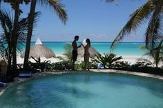 Booking.com: Отель Kin Sol Soleil - Пуэрто-Морелос, Мексика