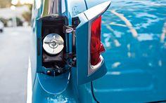 1957 Chevrolet El Morocco Convertible gas cap                              …