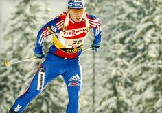 """Good luck. Ski fast. Shoot straight!"" Sage words from biathlete, Lanny Barnes. #ShakleeAthlete"