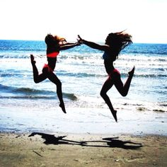 #beach #summer #bestfriend