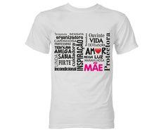 Este Dia da Mãe promovemos esta t-shirt que diz tudo. Uma Mãeé tudo o que esta t-shirt escreve e muito mais. No Dia daMãe uma forma de reconhecer esse amor pode ser através desta t-shirt que qualquer Mãe ficará orgulhosa de utilizar. Não se esqueça este dia, alguém está à espera de receber esta t-shirt. Faça deste Dia um dia especial!