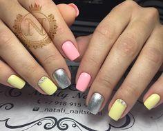Nails, Beauty, Nail Art, Mirrors, Finger Nails, Ongles, Nail, Sns Nails