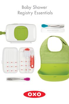 From cleaning to feeding to on-the-go, OXO Tot's range of durable, convenient products are perfect for your little one.