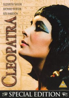 One of the greatest movies of all time! Cleopatra