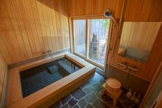 Japanese Bath House, Japanese Modern House, Japanese Bathroom, Japanese Interior, Modern Bathroom, Small Bathroom, Traditional Bathroom, Traditional House, Tub Shower Combo