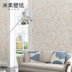 57.85$  Buy here - http://aliyld.worldwells.pw/go.php?t=32775689781 - 2016 Sale Papel De Parede Photo Wallpaper Wall Paper M - American Background Wallpaper The Sofa Bedroom. Vine Non-woven Falls  57.85$