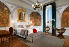 Premium Deluxe Arno River view - Florentine style st Regis Florence