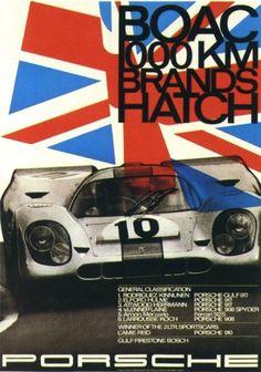 Brands Hatch Porsche 917 Check out THESE Porsches! --> http://germancars.everythingaboutgermany.com/PORSCHE/Porsche.html