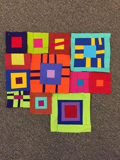 Anatomy of an Improv Quilt – Cindy Grisdela Art Quilts Quilting Tutorials, Quilting Projects, Quilting Designs, Quilting Ideas, Modern Quilt Patterns, Quilt Patterns Free, Modern Quilting, Quilt Modern, Gees Bend Quilts
