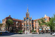Recinte Modernista de Sant Pau - Barcelona