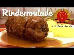 Rinderroulade (von: erichserbe.de) - Essen in der DDR: Koch- und Backrezepte für ostdeutsche Gerichte | Erichs kulinarisches Erbe