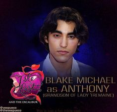 Blake Mitchell as Anthony the grandson of Lady Termain