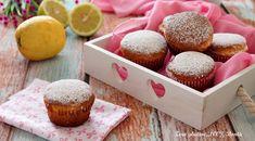 Muffin al limone morbidissimi