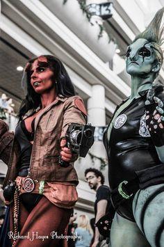 genderbend cosplay abe sapien - Google Search