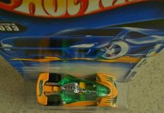 HOT WHEELS 2002 FIRST EDITIONS #21 OPEN ROAD-STER  FREE SHIPPING!!