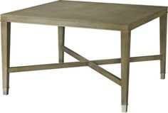 Baker Furniture Larchmont Square Dining Table