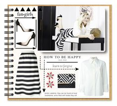 """""""How to be Happy!"""" by affton ❤ liked on Polyvore featuring Forum, Angel Jackson, Gianvito Rossi, Miu Miu, Valentino, Michael Kors and polyvoreeditorial"""
