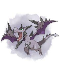 Pokemon X and Y   Mega Aerodactyl