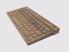 Oree wireless keyboard is crafted out of a single piece of wood - Business Insider