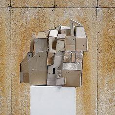 nina lindgren: cardboard houses