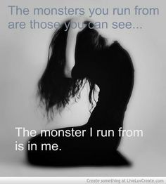 Monster in me