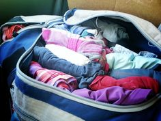 Stay organized- and 8 other tips for hitting the road! Great trips for long-term road-tripping/camping.