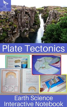 Plate Tectonics: Earth Science Interactive Notebook includes the following concepts: •Earth's Interior •Convection and the Mantle •Continental Drift and Sea-floor Spreading •Theory of Plate Tectonics
