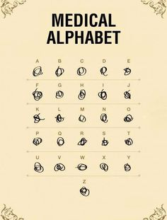 #Medical alphabet  #nursing #travelnursing