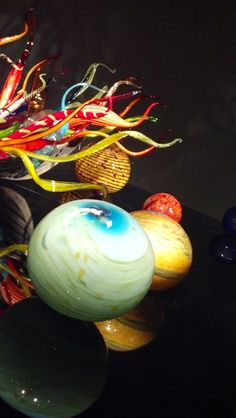 Chihuly -Virginia Museum of Fine Art