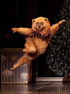 ボストンバレエ団のクマ3