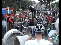 Trials Video of the Day - Trial Party 2007  #bike #trials #tricks #bicycle #extreme