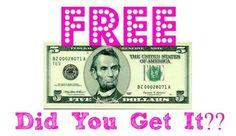 FREE cash-back app f